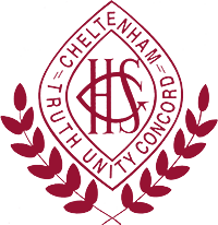 Cheltenham Girls' High School logo